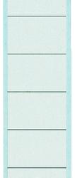 photo of Rugetiket Leitz smal/lang 39x285mm zelfklevend wit