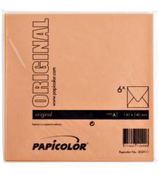 photo of Envelop Papicolor 140x140mm Oranje