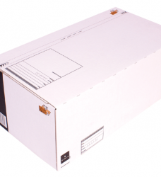photo of Postpakketbox 6 CleverPack 485x260x185mm wit