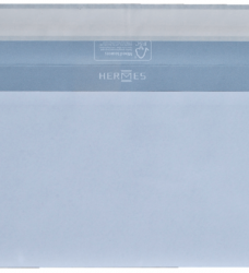 photo of Envelop Hermes bank EA5/6 110x220mm zelfklevend wit 50stuks