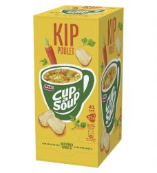 photo of Cup-a-soup kippensoep 21 zakjes