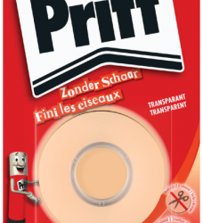 photo of Plakband Pritt 19mmx25m tape zonder schaar