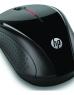 photo of Muis HP X3000 draadloos zwart