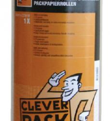 photo of Inpakpapier CleverPack kraft 70gr 50cmx220m
